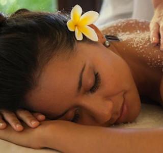 Body Bliss Massage and Day Spa Salt Body Scrub