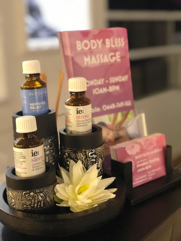 Body Bliss Massage