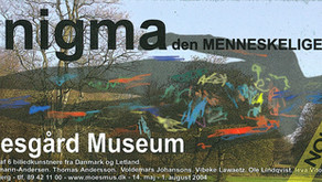 ENIGMA - the human body - an exhibition on  prehistoric museum Moesgaard