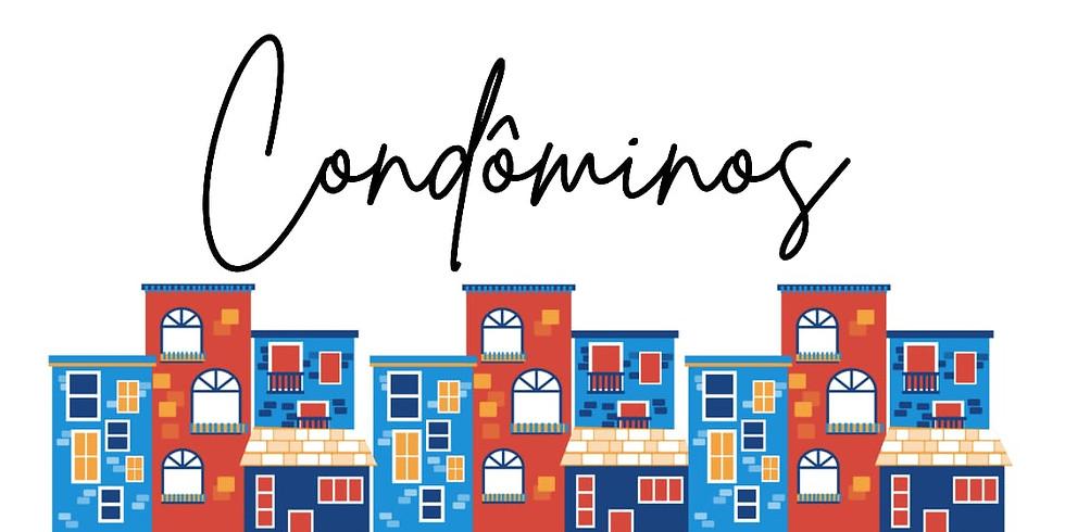 CONDÔMINOS - Espetáculo virtual do Grupo de Adultos - Turma Aprofundamento (2a sessão)