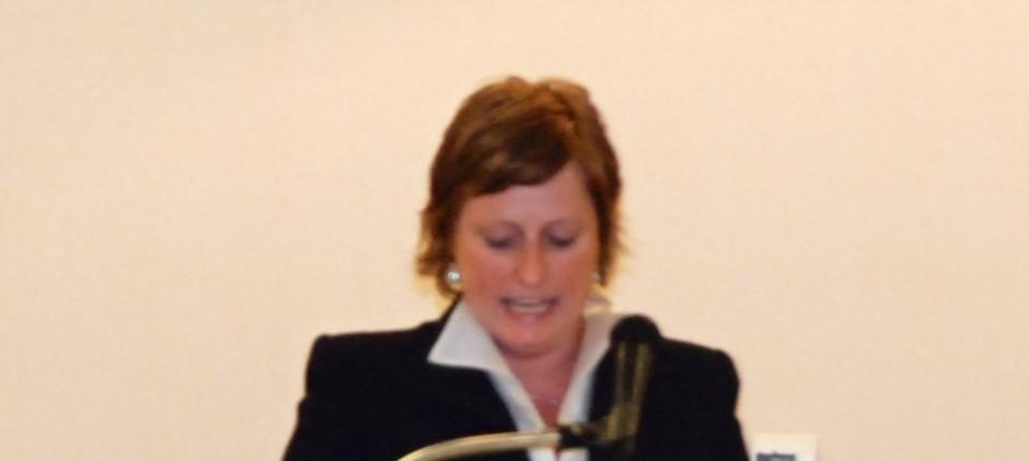 at MSU Academic Hall of Fame, 2011
