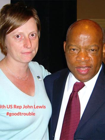 U.S. Rep John Lewis