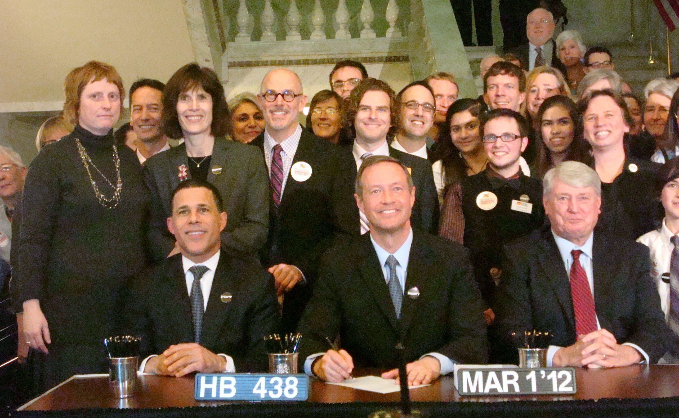 HB 438 Bill Signing