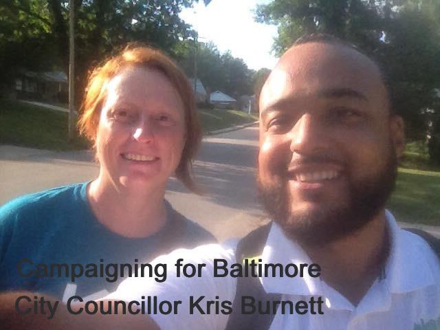 Kris Burnett