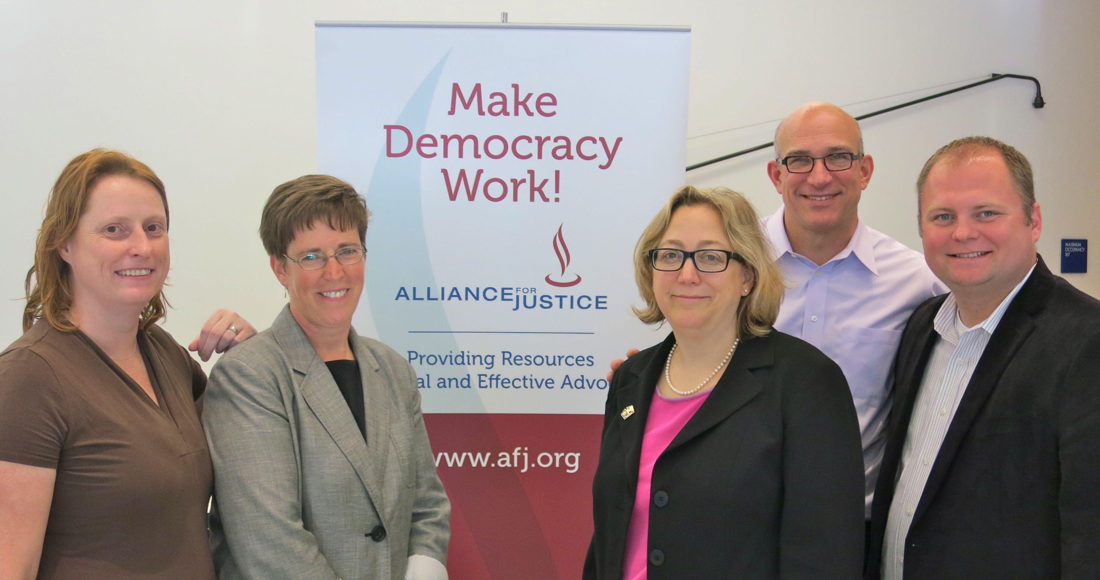 AFJ Panel, May 2013