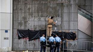Wan Chai 21.06.2019
