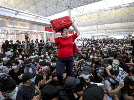 Airport 13.8.2019