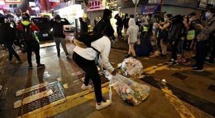 Mong Kok 25.01.2020