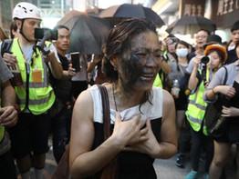 Mong Kok 13.10.2019