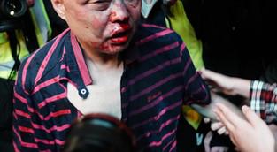 Mong Kok 27.10.2019