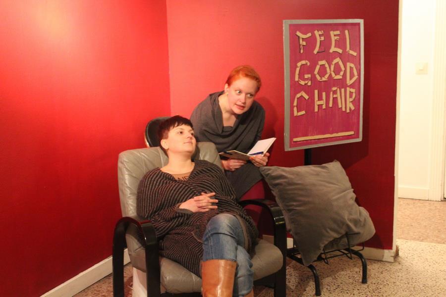 Feel Good Chair, 2012