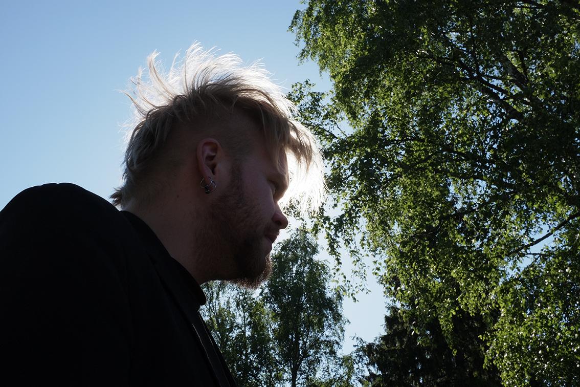 Ville Kirjanen Korkeaojassa