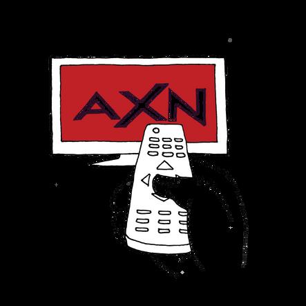 AXN Commecial