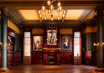 Board of Officers Room at Park Avenue Armory