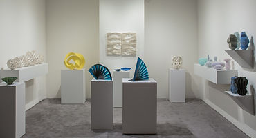 The J. Lohmann Gallery Booth at The Salon Art + Design