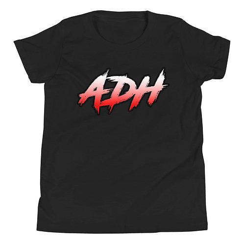 Kids Adh Logo 3tone T-Shirt