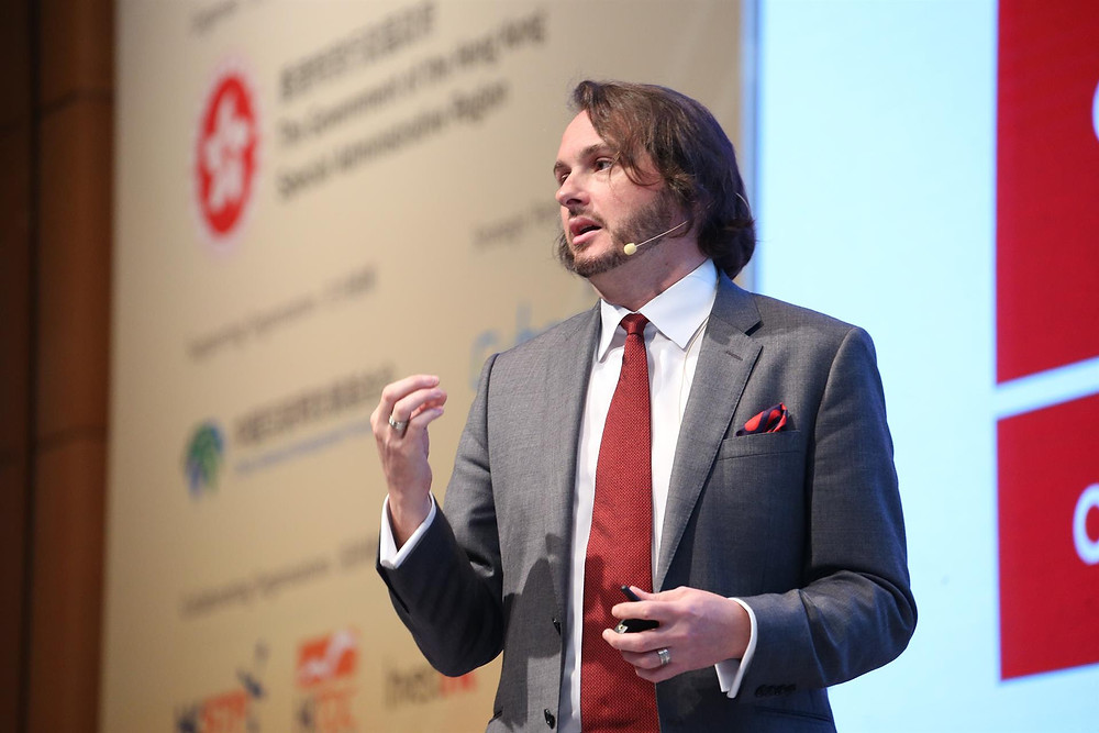 Tim Grant, Chief Executive Officer of R3 Lab and Research Center