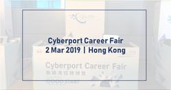 Cyberport Career Fair 2019