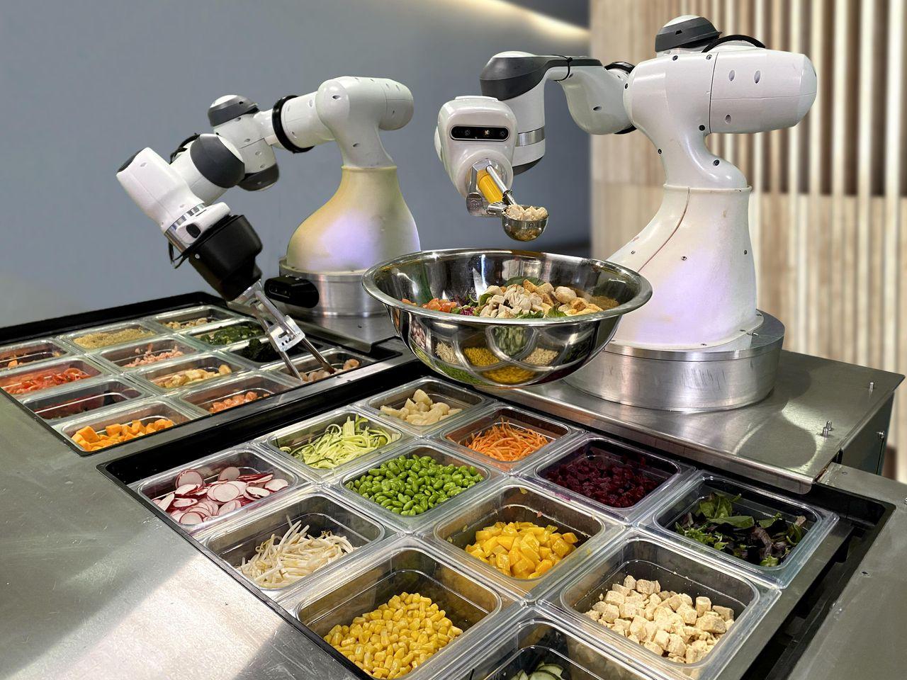 Dexai Robotics