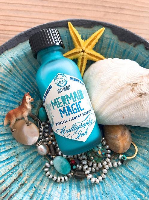 Fox & Quills Ink - Mermaid Magic
