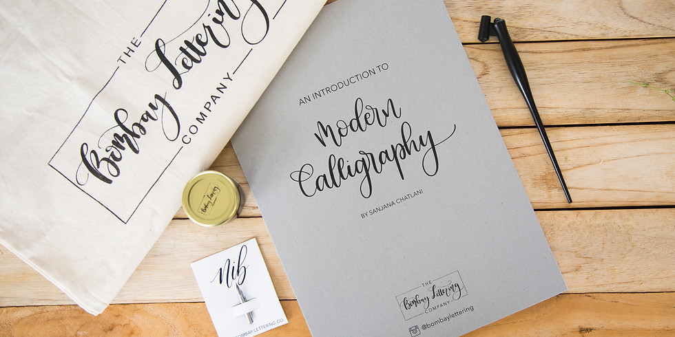 Introduction to Pointed Pen Calligraphy