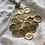 Thumbnail: Infinity Flourish Wax Seal Stamp - Pack of 10