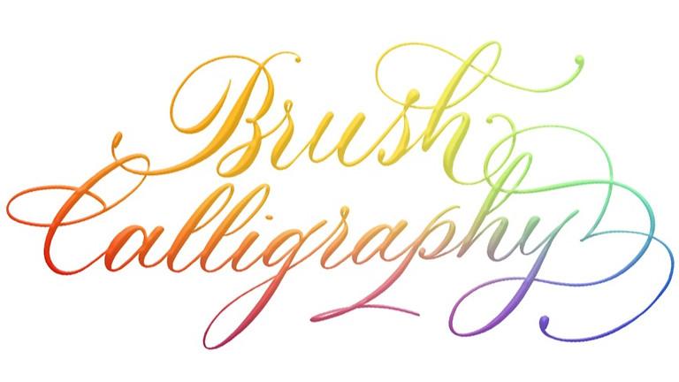Brush Calligraphy for Kids - 2