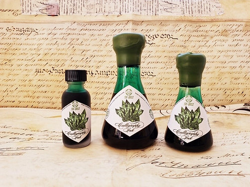 Fox & Quill Inks - Emerald Green