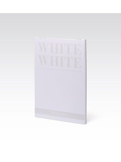 Fabriano Block White White