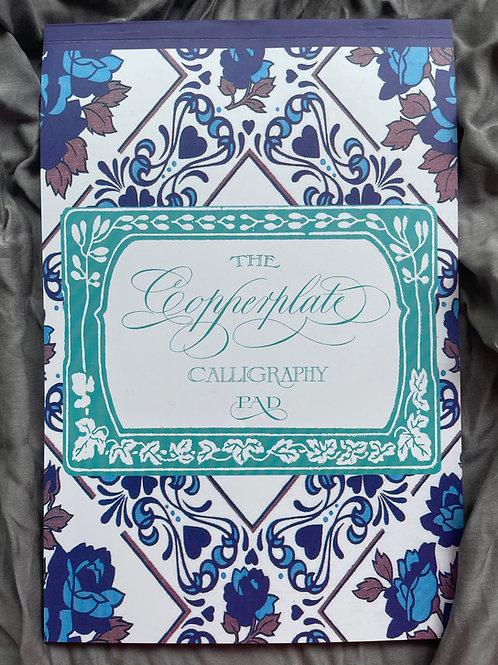 The Copperplate Calligraphy Pad - Barbara Calzolari
