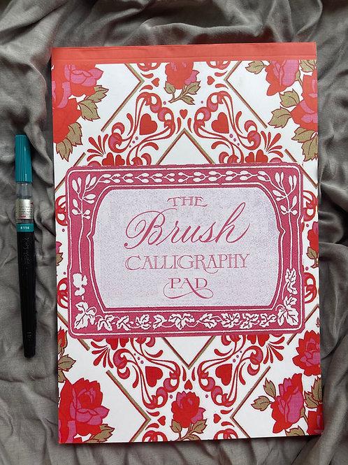 Brush Calligraphy Pad - Barbara Calzolari