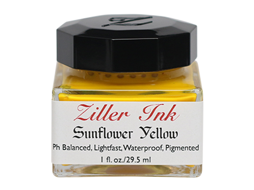 Ziller Inks - Sunflower Yellow