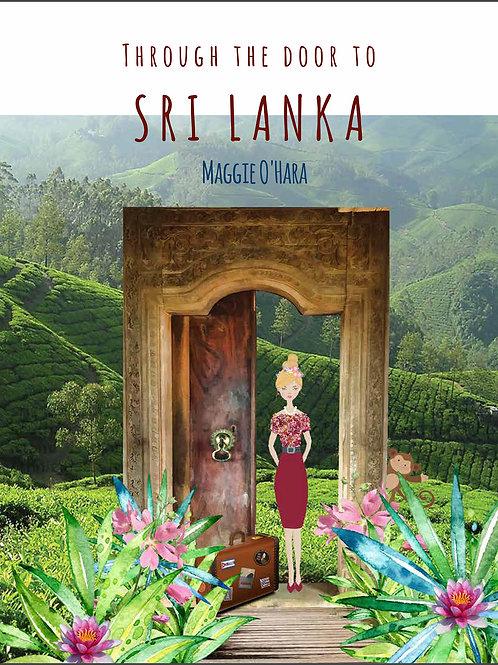 Through the door to Sri Lanka