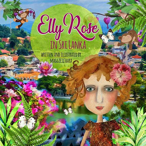 Elly Rose in Sri Lanka