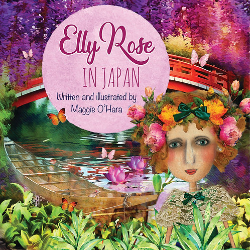 Elly Rose in JAPAN