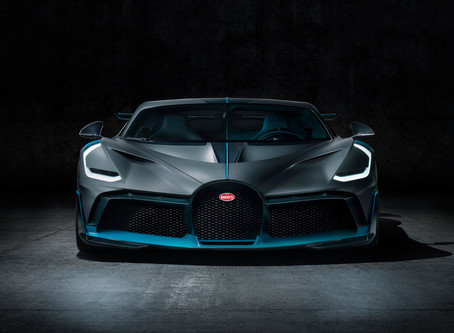 Divo: The Extreme Bugatti Hypercar
