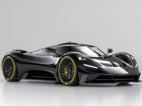 Ares' S1 Project: The Ultimate Supercar