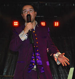 Gert Ruyssinck, zang
