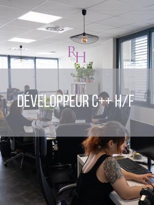 Développeur C++ H/F Montpellier