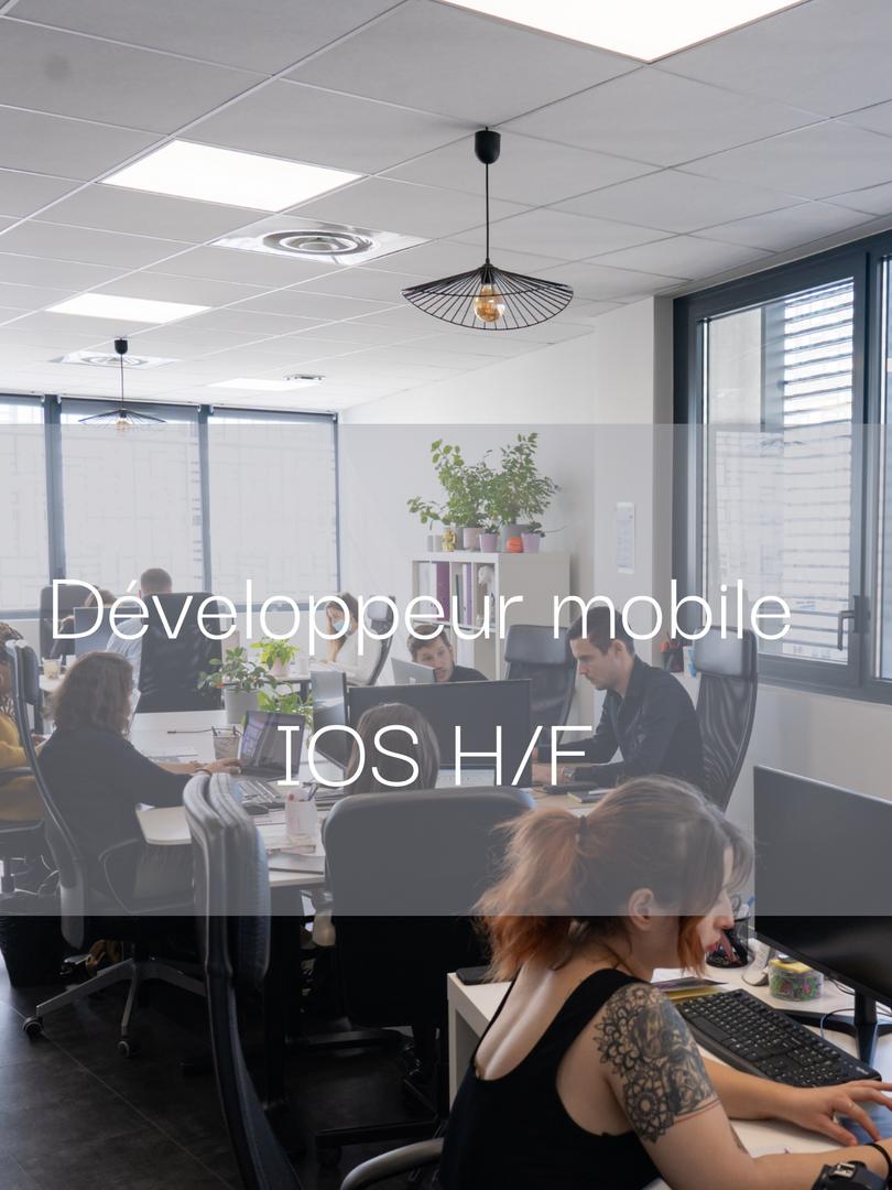 Développeur mobile IOS H/F