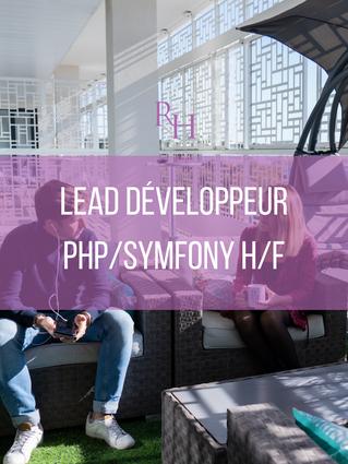 Lead Développeur PHP/Symfony H/F  Paris, Nantes, Full Remote