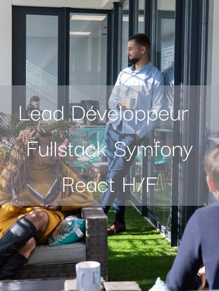Lead développeur FullStack Symfony-React H/F