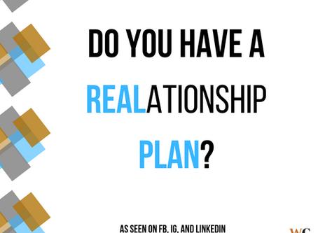 The REALationship Plan