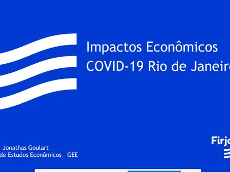 Impactos Econômicos COVID-19 Rio de Janeiro
