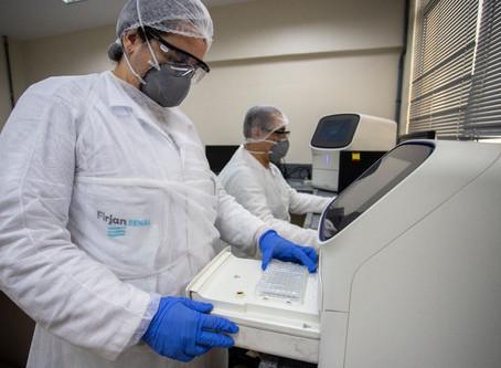 Firjan SESI já testou mais de 3 mil trabalhadores da indústria em Nova Friburgo.