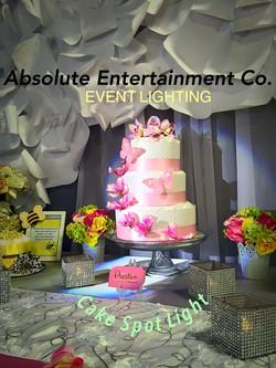 cake light