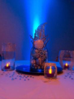 blue uplight image