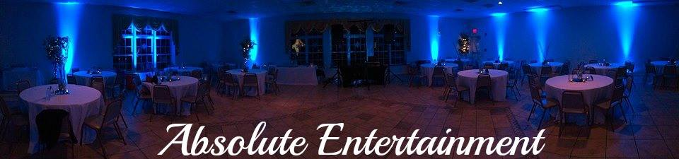 Image of our event lighting