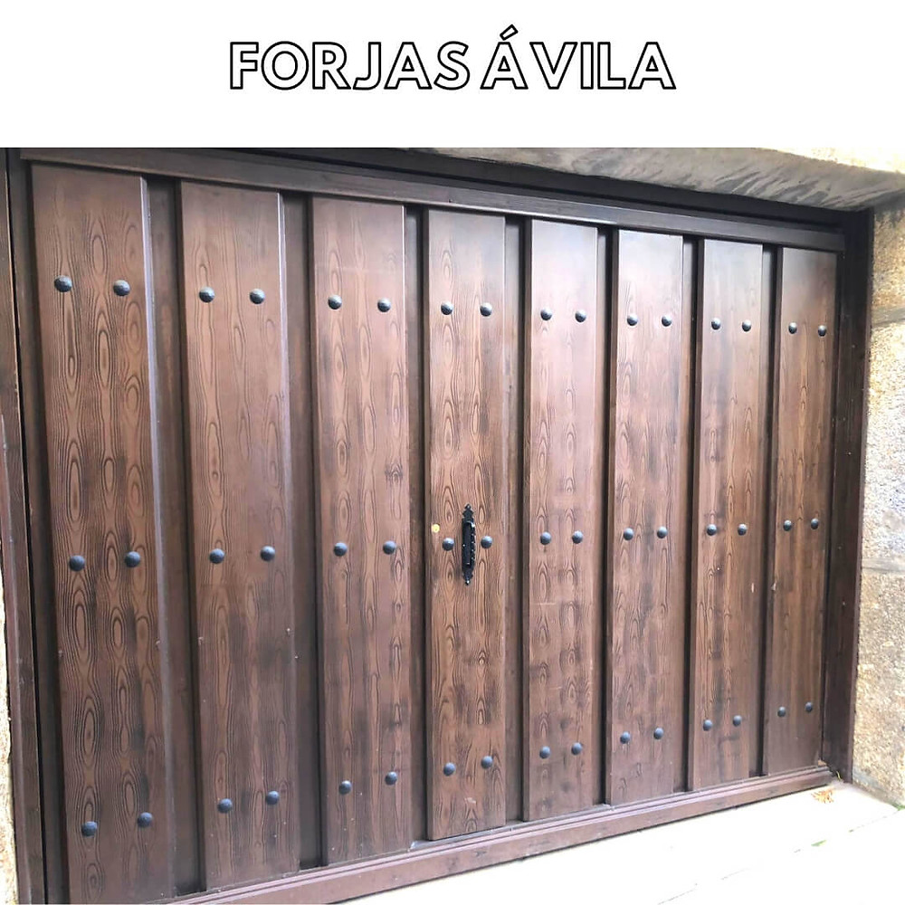 Puertas de Garaje Automáticas Cáceres