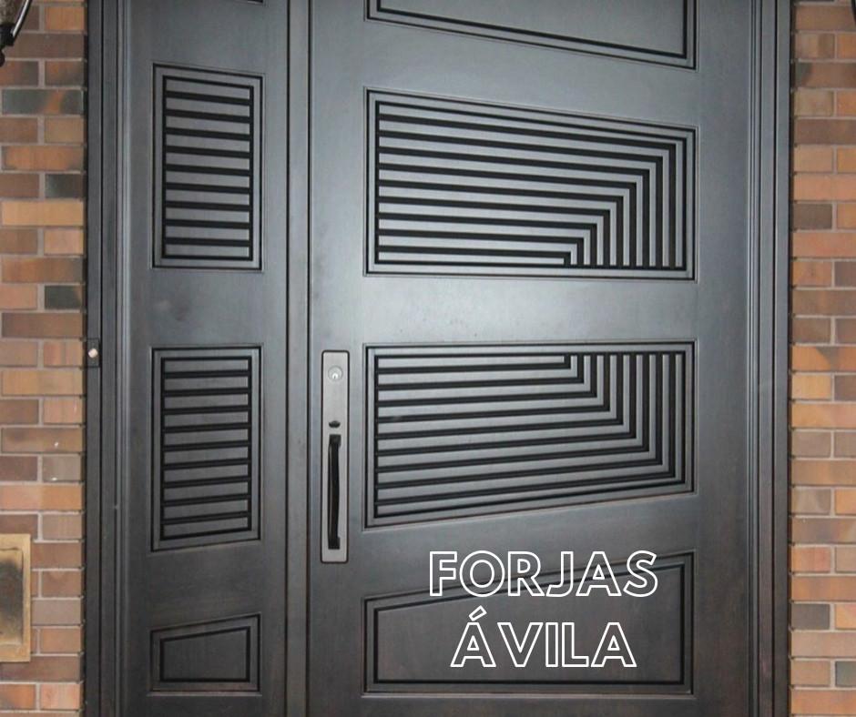puertas aluminio navalmoral